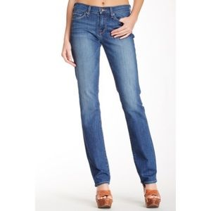 "Lucky Brand ""Sofia"" Straight Jeans-14 L"